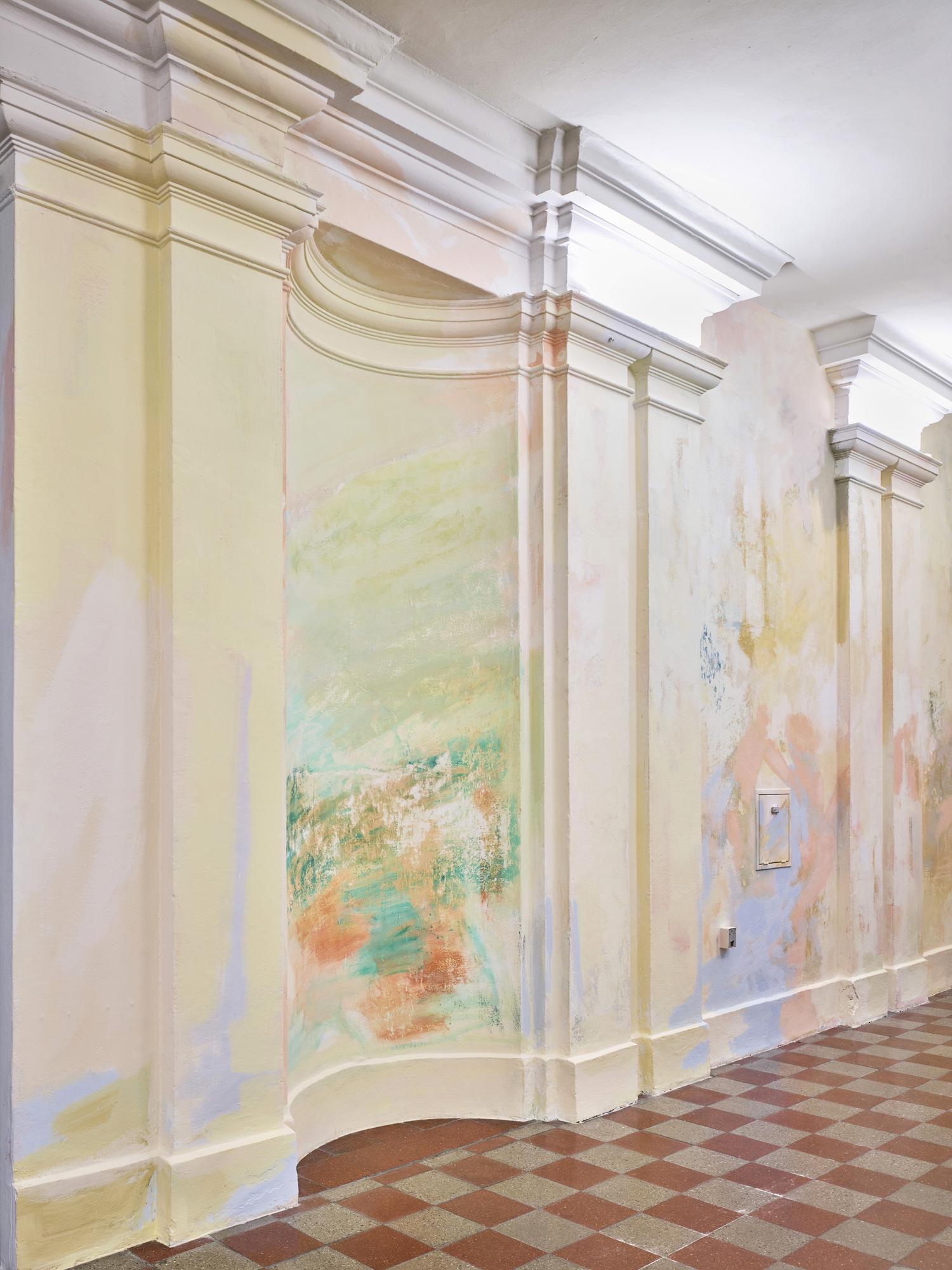 Ausstellungsansicht Megan Rooney 2020. Foto: Achim Kukulies, © Salzburger Kunstverein